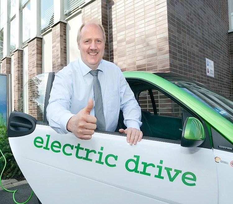 Elektromobilität in Dortmund